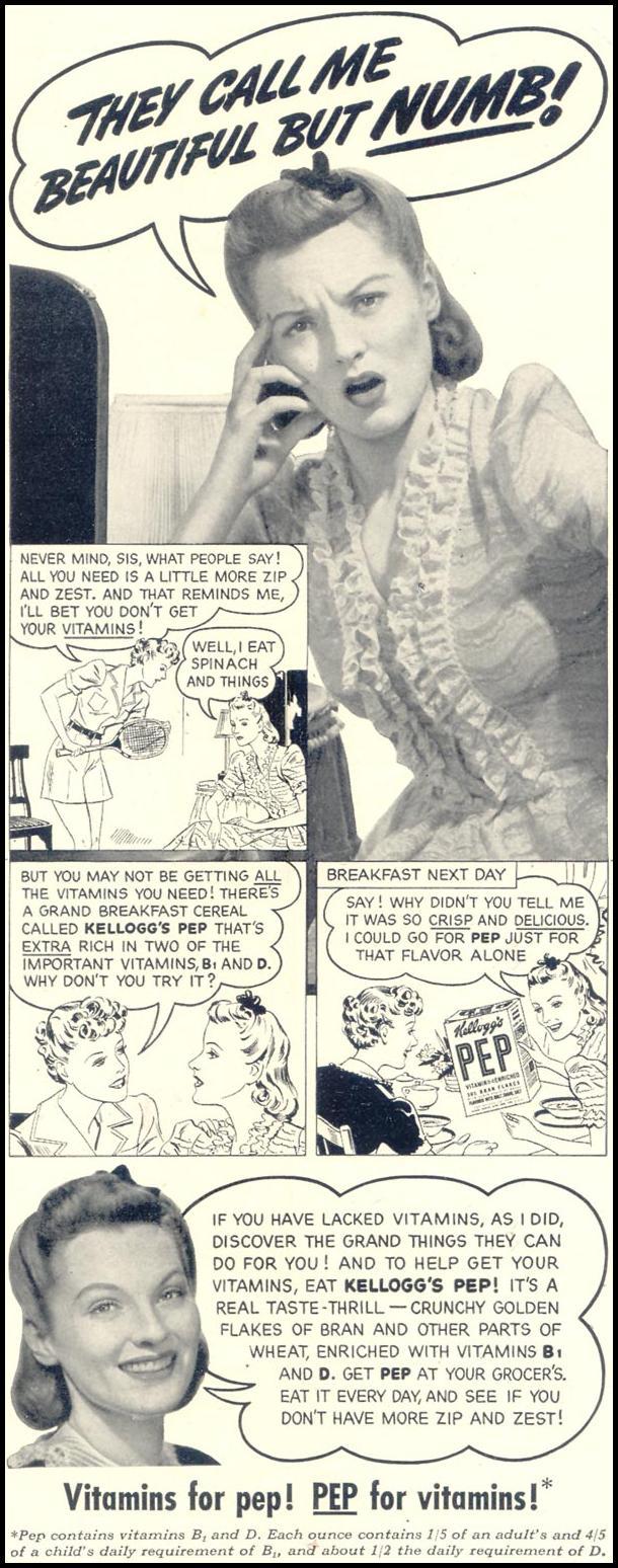 KELLOGG'S PEP LIFE 07/24/1939 p. 9