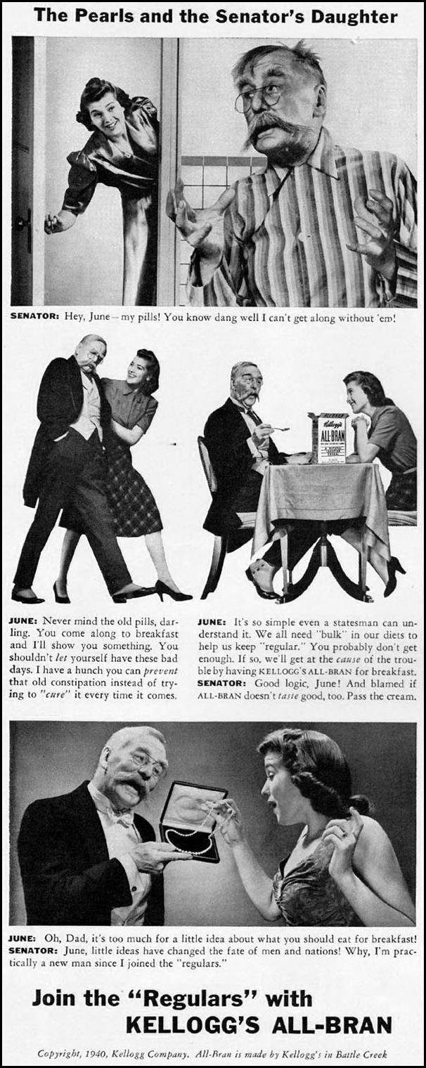 KELLOGG'S ALL-BRAN LIFE 12/16/1940 p. 2