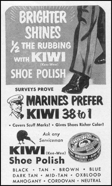 KIWI SHOE POLISH LIFE 06/16/1952 p. 100