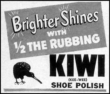 KIWI SHOE POLISH LIFE 07/30/1951 p. 65
