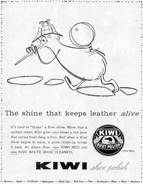 KIWI SHOE POLISH LIFE 09/07/1953 p. 114