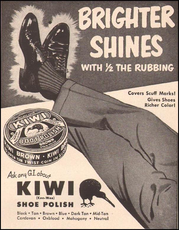 KIWI SHOE POLISH LIFE 10/01/1951 p. 119