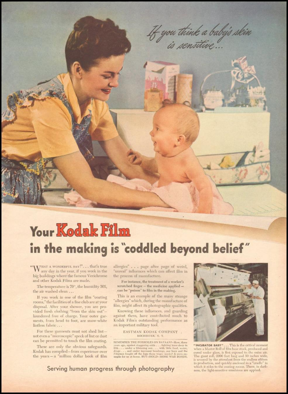 KODAK FILM LIFE 03/12/1945