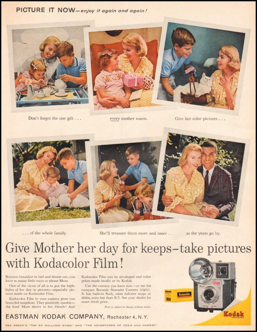 KODAK FILM LIFE 05/05/1961