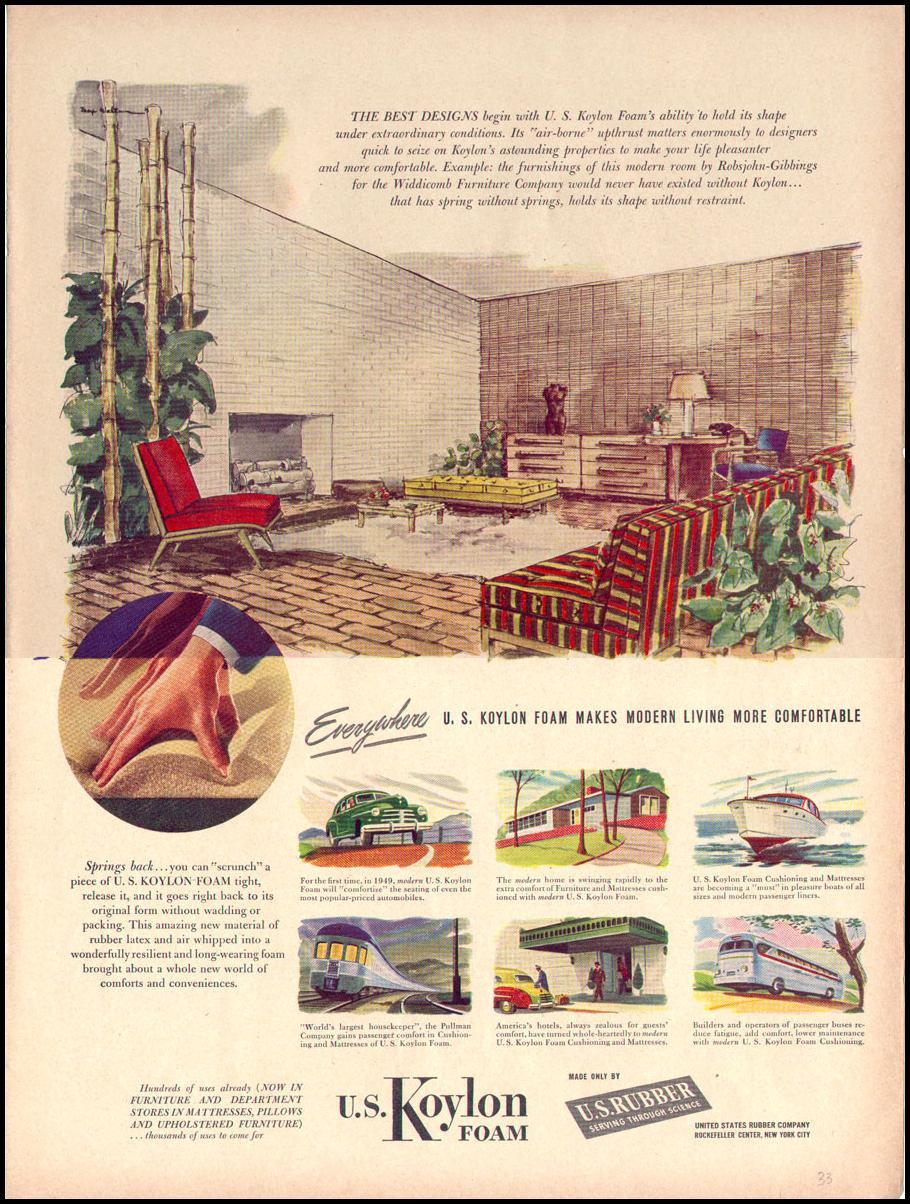 KOYLON FOAM LIFE 12/27/1948 p. 33