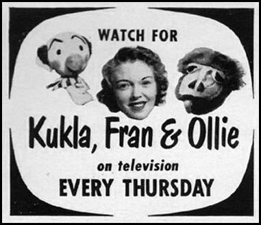 KUKLA, FRAN AND OLLIE LIFE 04/30/1951 p. 111