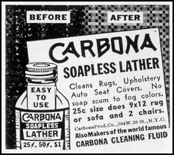 CARBONA SOAPLESS LATHER LIFE 09/16/1940 p. 94
