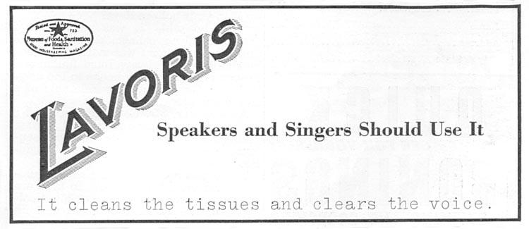 LAVORIS GOOD HOUSEKEEPING 06/01/1935 p. 205