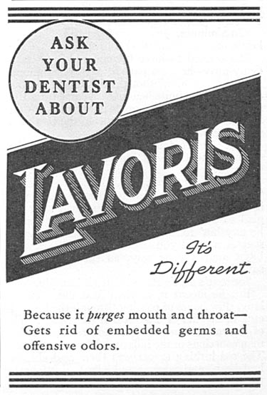 LAVORIS GOOD HOUSEKEEPING 12/01/1933 p. 178