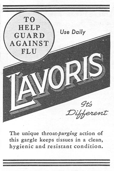 LAVORIS GOOD HOUSEKEEPING 12/01/1933 p. 180