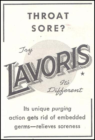 LAVORIS GOOD HOUSEKEEPING 11/01/1933 p. 215