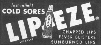 LIP-EZE LIP SALVE LIFE 12/14/1959 p. 124