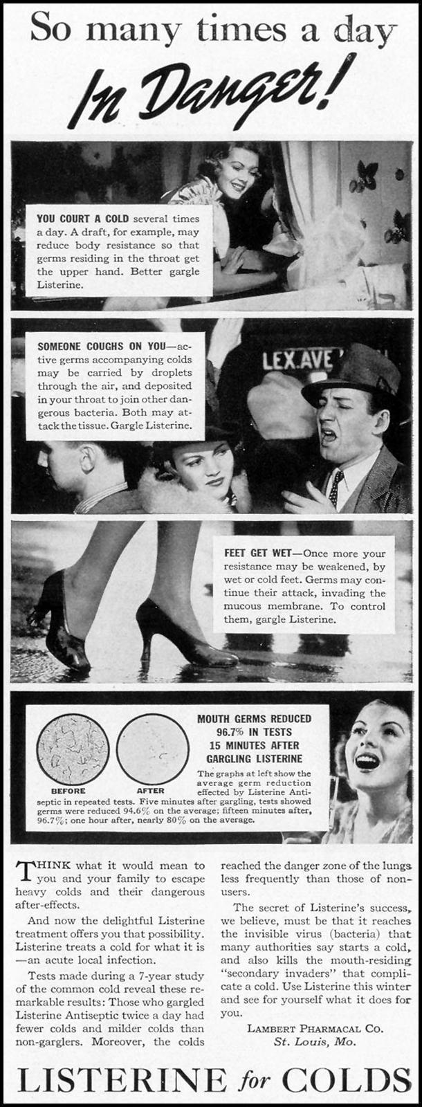 LISTERINE ANTISEPTIC LIFE 12/27/1937 p. 3