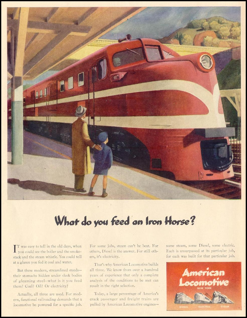 RAIL TRAVEL LIFE 02/21/1944