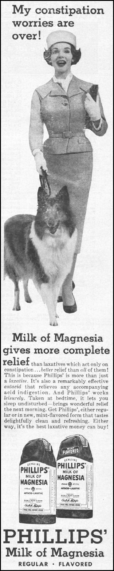 PHILLIPS' MILK OF MAGNESIA LIFE 05/19/1958 p. 63