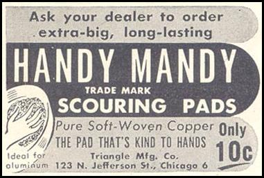 HANDY MANDY GOOD HOUSEKEEPING 07/01/1948 p. 234