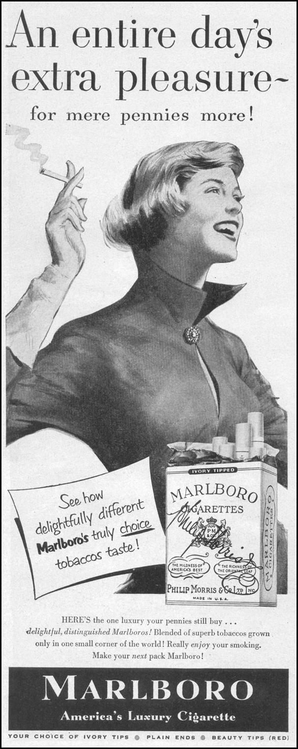 MARLBORO CIGARETTES LIFE 04/17/1950 p. 20