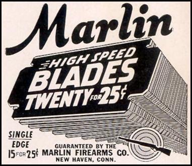 MARLIN RAZOR BLADES LIFE 09/30/1940 p. 102