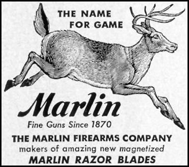 MARLIN FINE GUNS LIFE 12/24/1951 p. 60