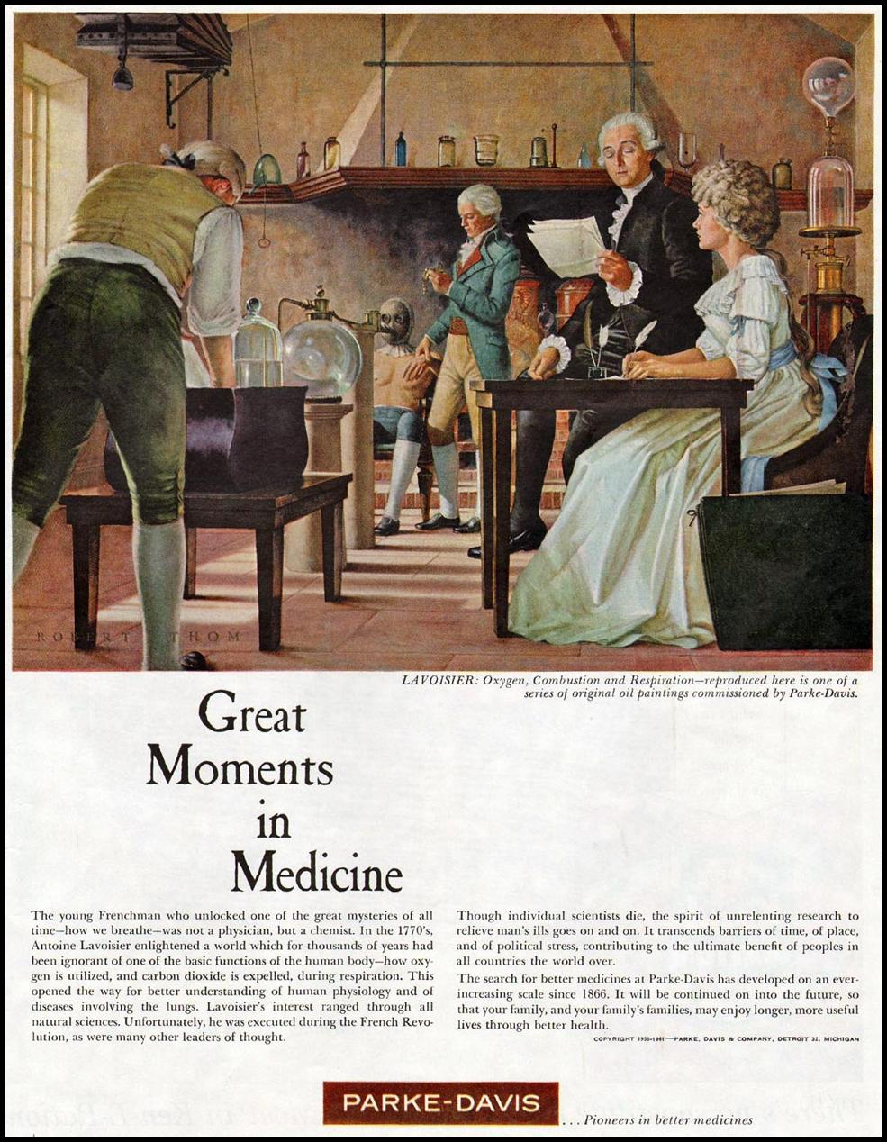 PHARMACEUTICALS LADIES' HOME JOURNAL 06/01/1961 p. 21