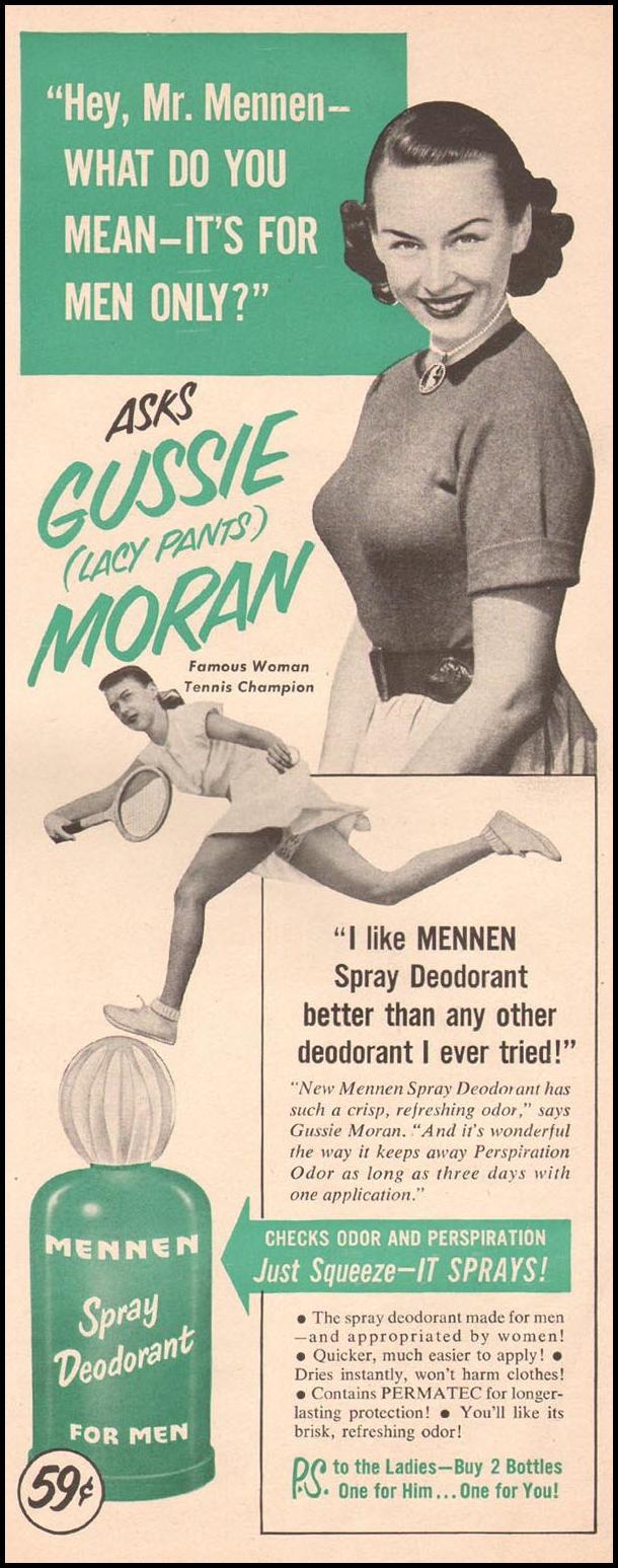 MENNEN SPRAY DEODORANT LIFE 07/02/1951 p. 65