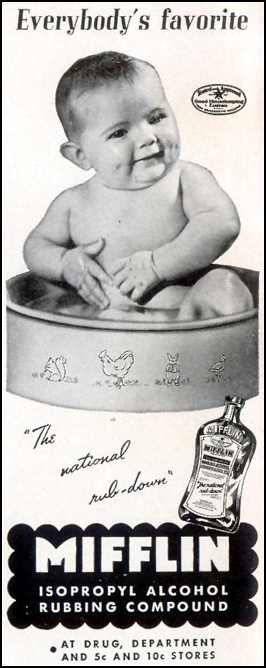 MIFFLIN RUBBING COMPOUND LIFE 09/30/1940 p. 4