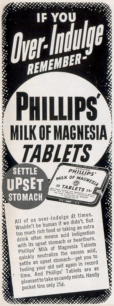 PHILLIPS' MILK OF MAGNESIA LIFE 04/13/1953 p. 177