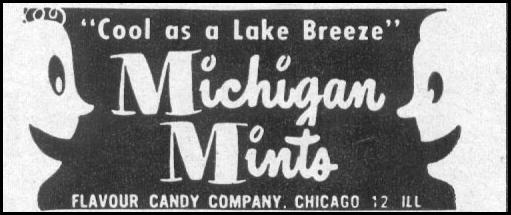 MICHIGAN MINTS LIFE 04/17/1950 p. 158
