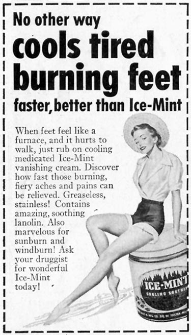 ICE-MINT SATURDAY EVENING POST 07/23/1955 p. 86