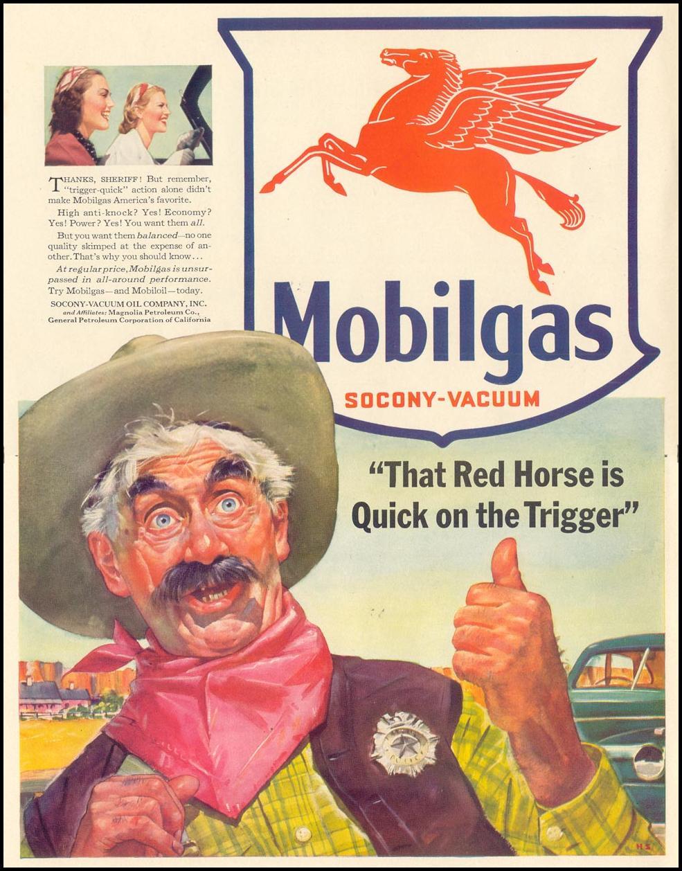 MOBILGAS LIFE 10/13/1941