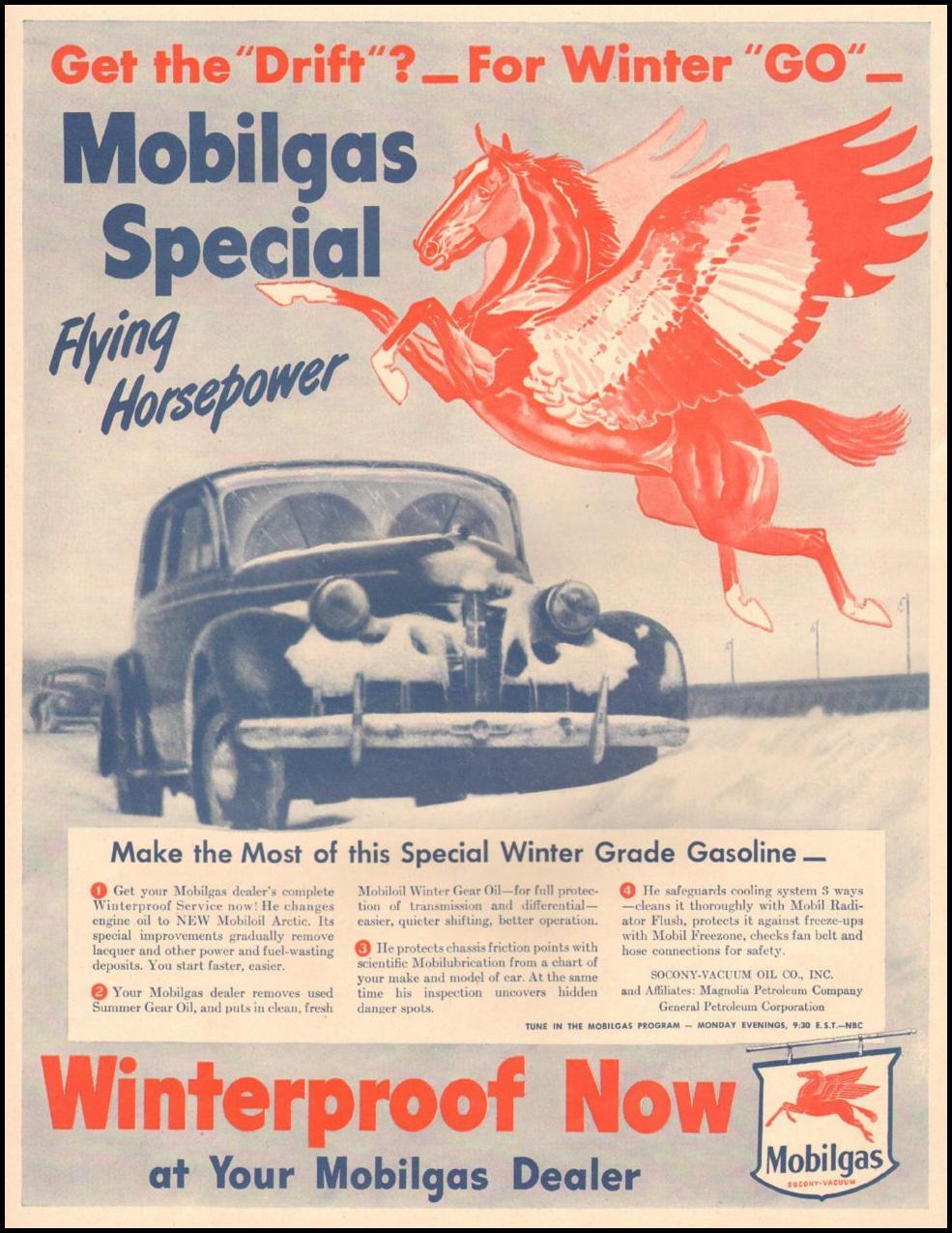 MOBILGAS LIFE 11/25/1946