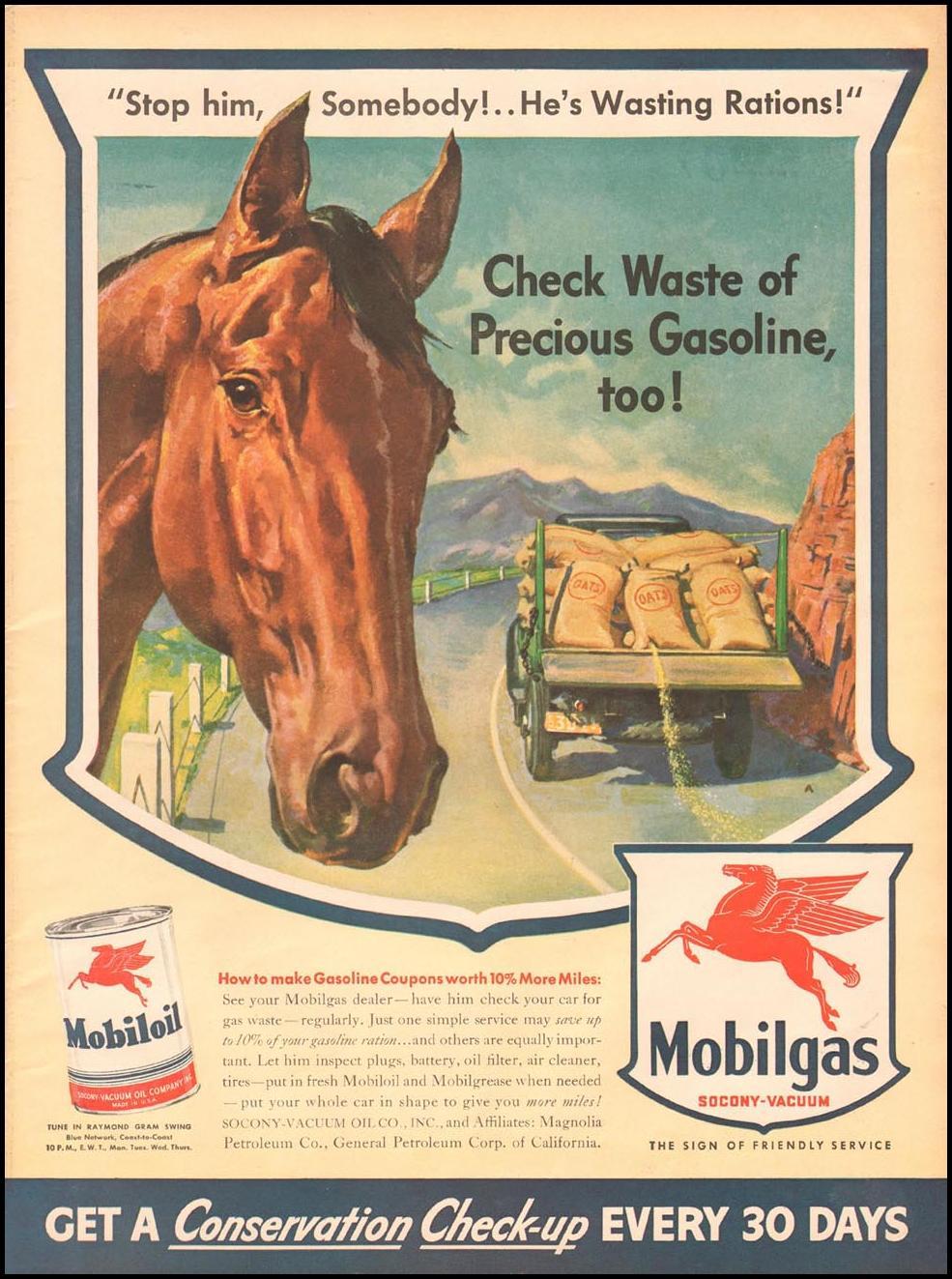 MOBILOIL LIFE 10/11/1943 p. 23