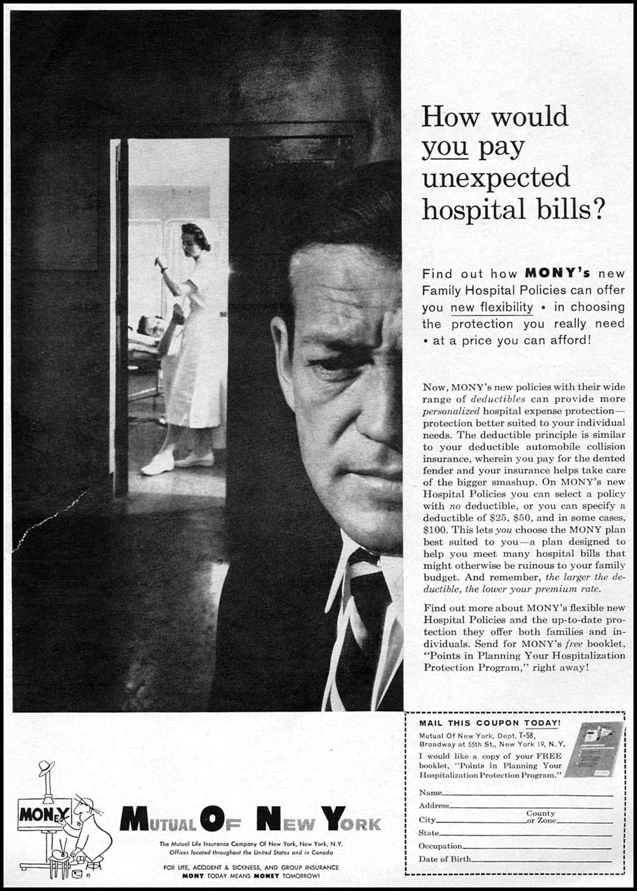 HEALTH INSURANCE TIME 05/05/1958 p. 5