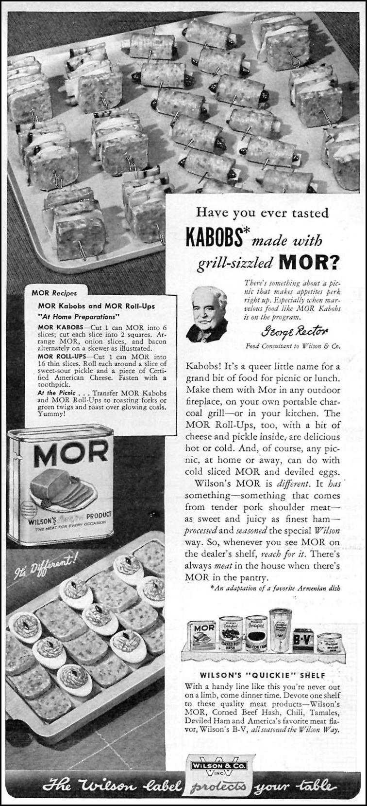 WILSON'S MOR WOMAN'S DAY 07/01/1946 p. 67