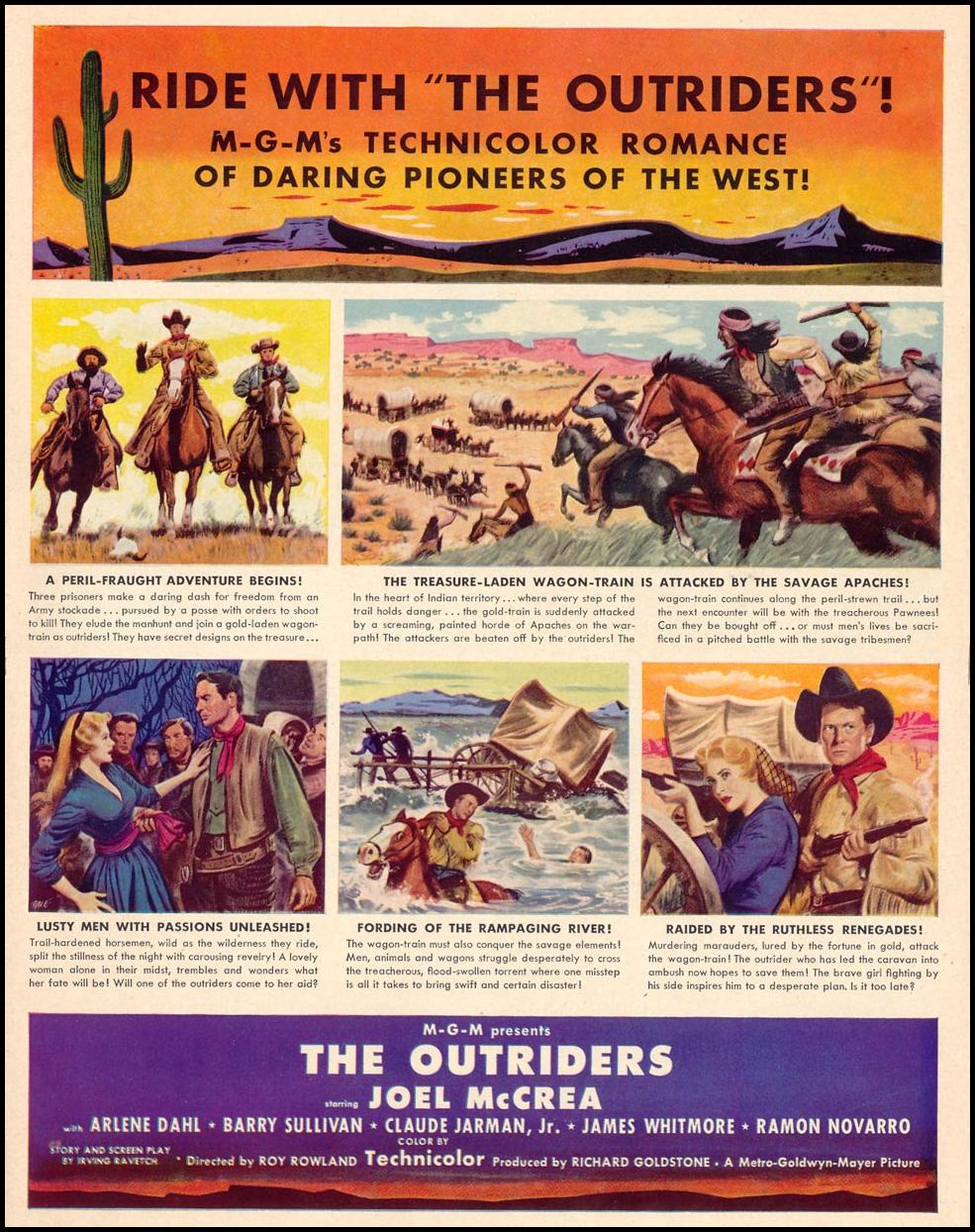 THE OUTRIDERS LIFE 04/17/1950 p. 37