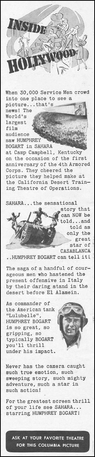 SAHARA LIFE 10/25/1943 p. 20