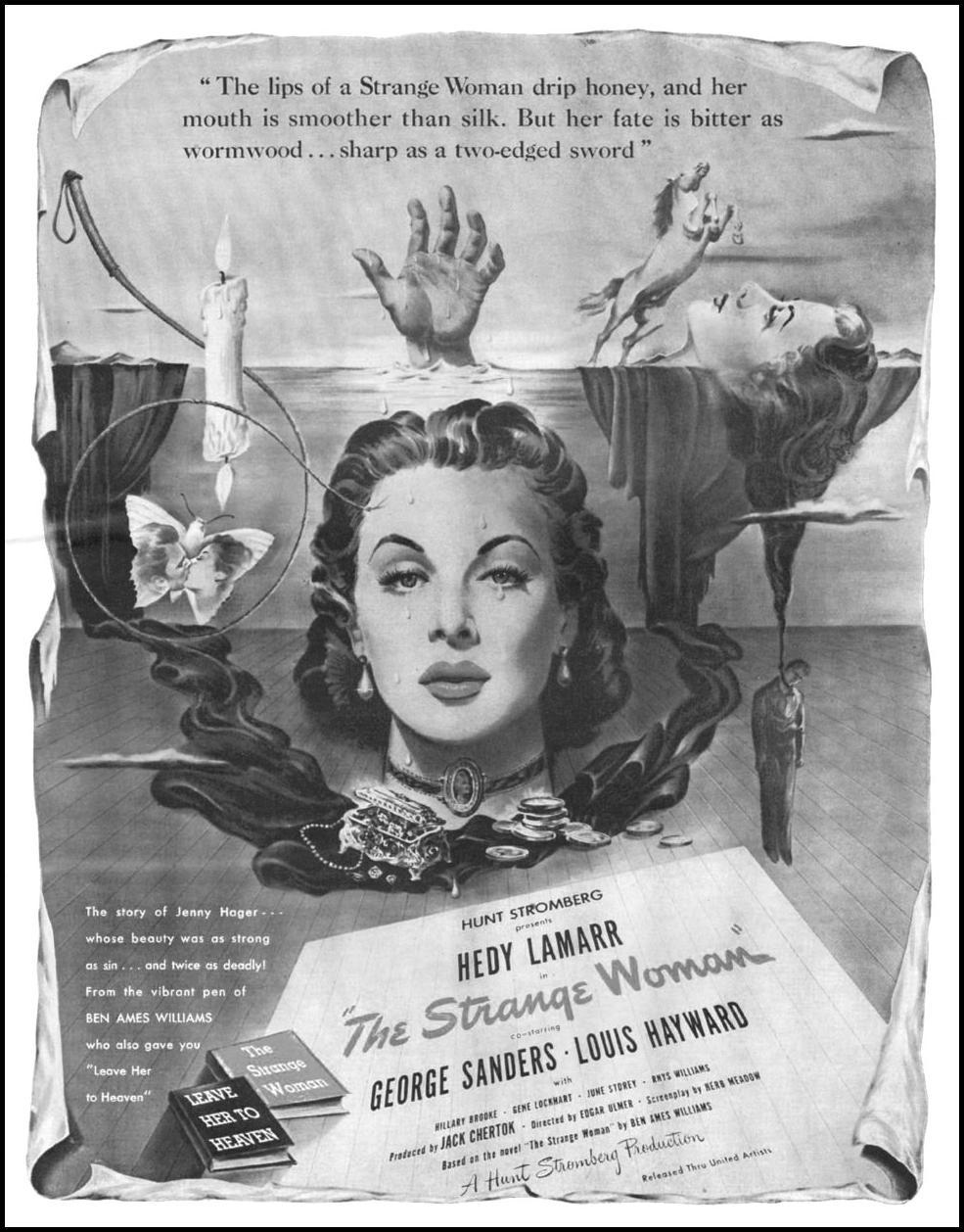 THE STRANGE WOMAN LIFE 11/25/1946 p. 13