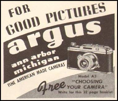 ARGUS CAMERAS LIFE 09/29/1941 p. 100