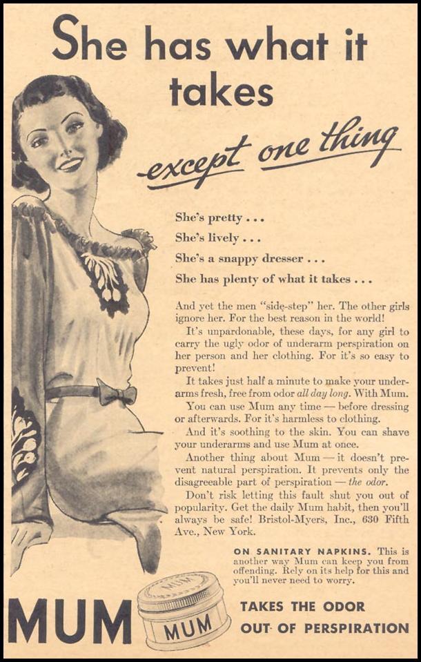 MUM DEODORANT LIBERTY 08/08/1936 p. 23