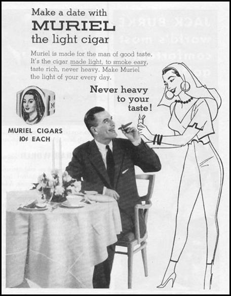 MURIEL CIGARS LIFE 04/08/1957 p. 139