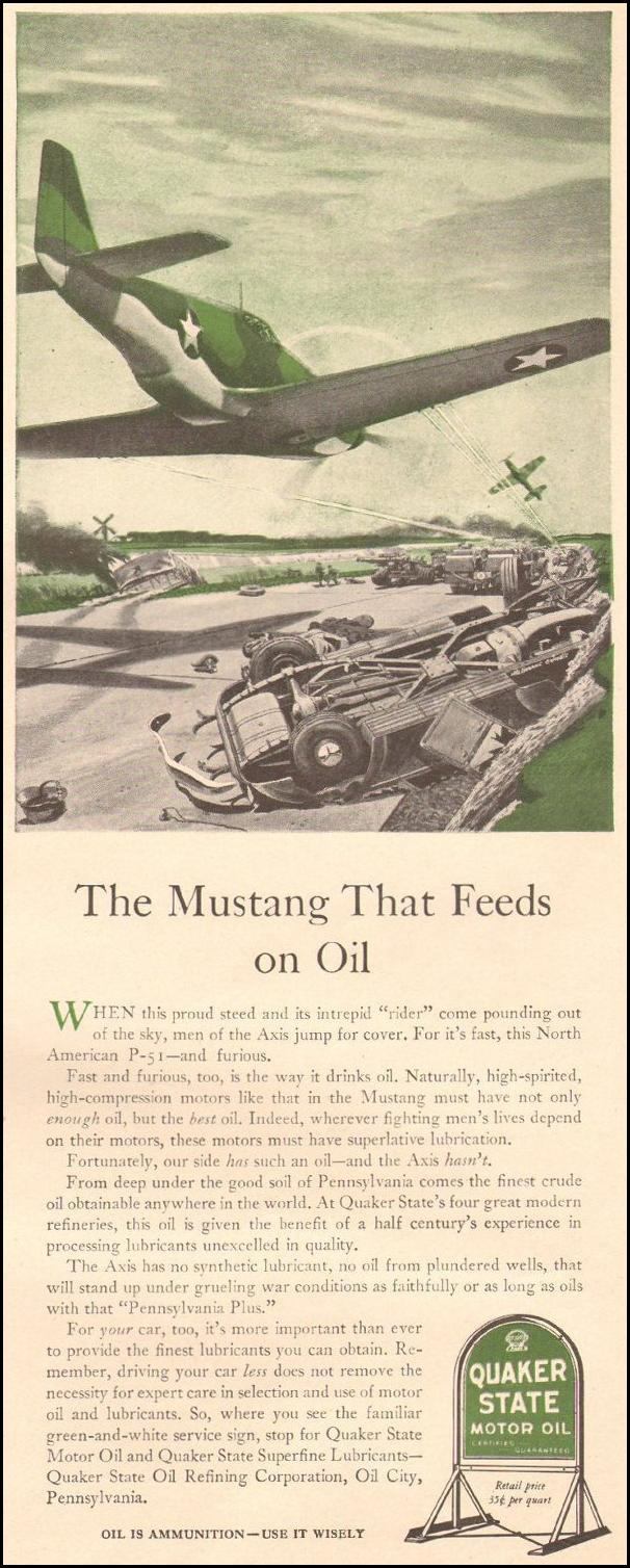 QUAKER STATE MOTOR OIL