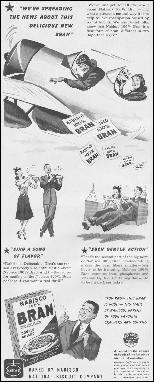 NABISCO 100% BRAN LIFE 06/22/1942 p. 4