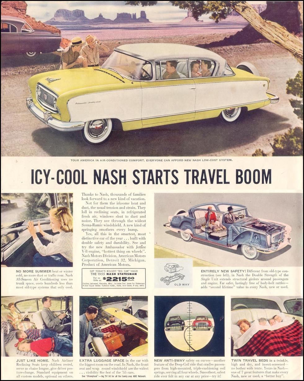 NASH AUTOMOBILES