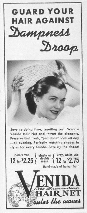 VENIDA HAIR NETS LIFE 04/17/1950 p. 32