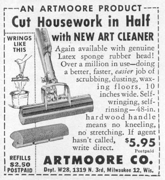 NEW ART CLEANER