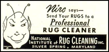 PROFESSIONAL RUG CLEANING LIFE 07/06/1953 p. 88