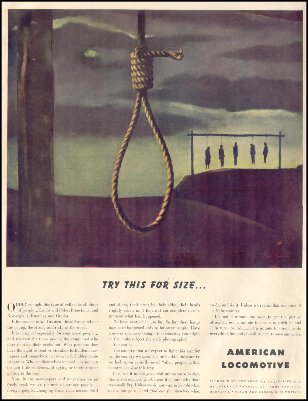 AMERICAN FREEDOM LIFE 11/30/1942