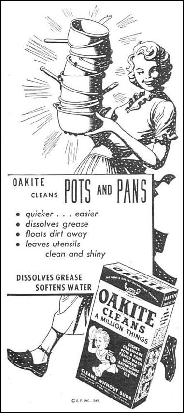 OAKITE WOMAN'S DAY 04/01/1949 p. 128