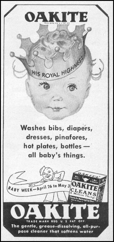 OAKITE WOMAN'S DAY 05/01/1947 p. 113