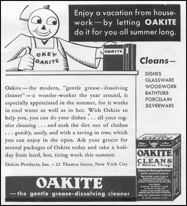 OAKITE WOMAN'S DAY 06/01/1939 p. 49
